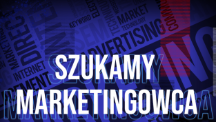 Szukamy specjalisty do marketingu